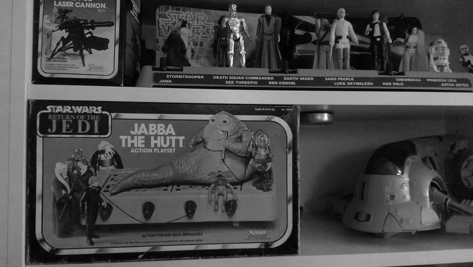 Jabba Playset