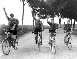 Fahrradnazis und Bahnidioten!?