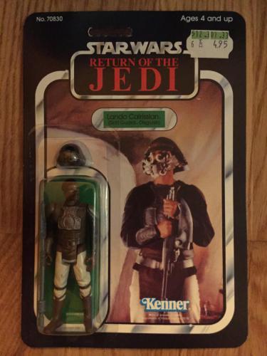 Lando Skiff 65A Kenner